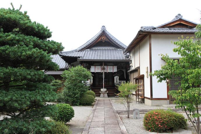 嘉祥寺と深草十二帝陵: 京都を歩...